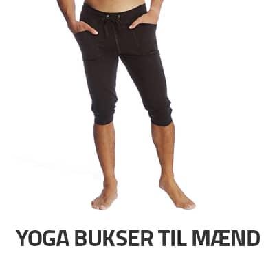 Yogatøj til mænd tanks, bukser og sokker
