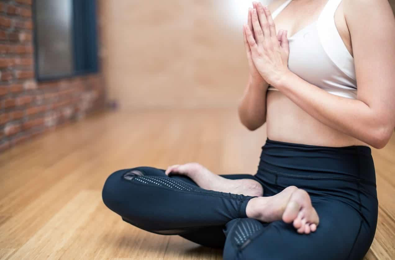 yoga og andre ting du kan slappe af med