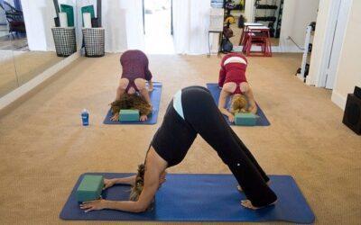 hatha yoga klasse