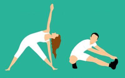 smidighedsøvelser og smidighedstræning