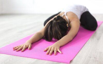 yoga for ryggen