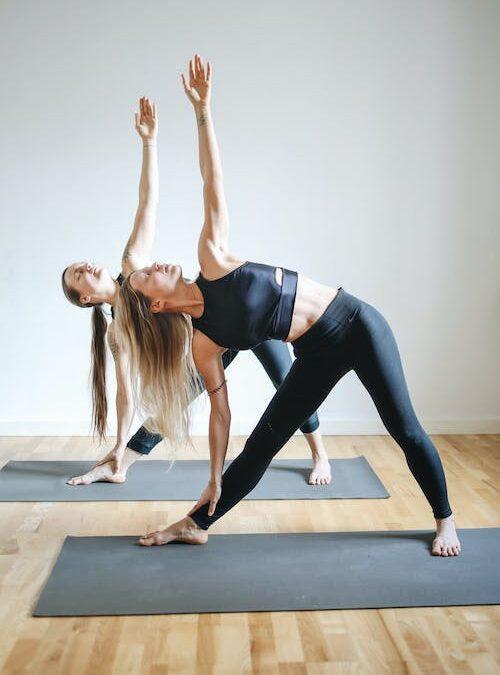 Yoga for to – hvilke yogastillinger kan man bruge til yoga for 2?
