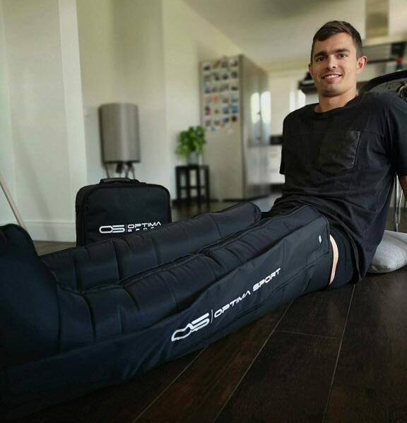 rasmus lauge i recovery boots