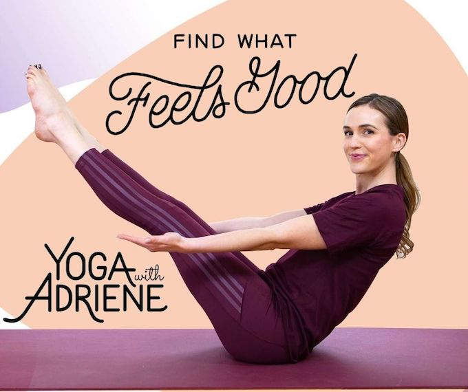 Yoga With Adrienne - FWFG + KULA