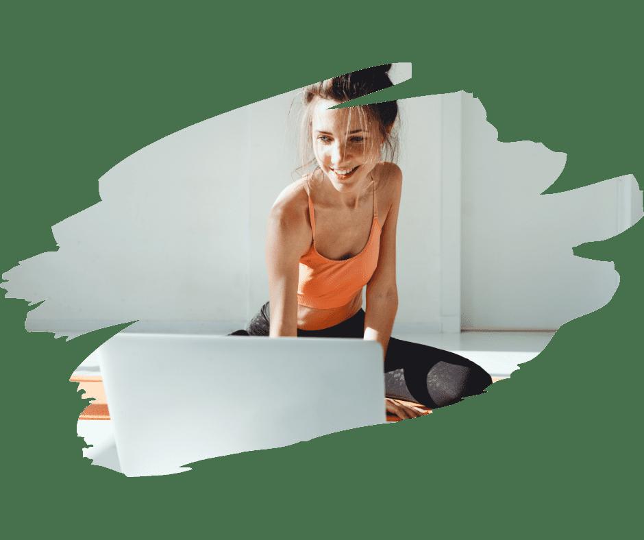Yoga online på dansk - de bedste yoga programmer i Danmark