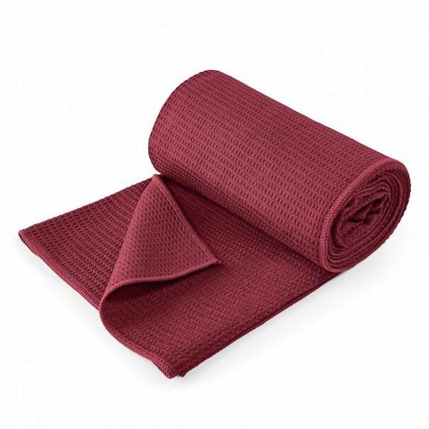 Yoga håndklæde WET GRIP - Lotuscrafts