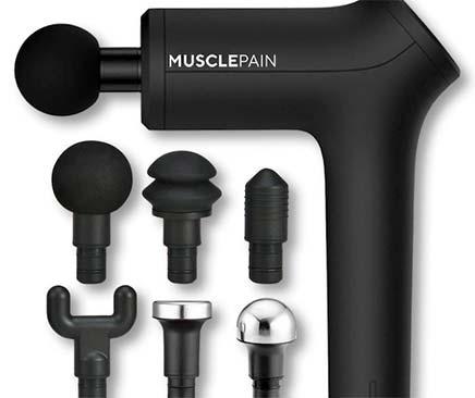 Muscle pain massagepistol