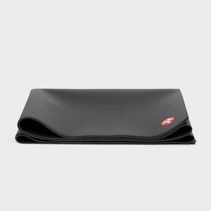 Yoga rejsemåtte - tynd yogamåtte til kuffert