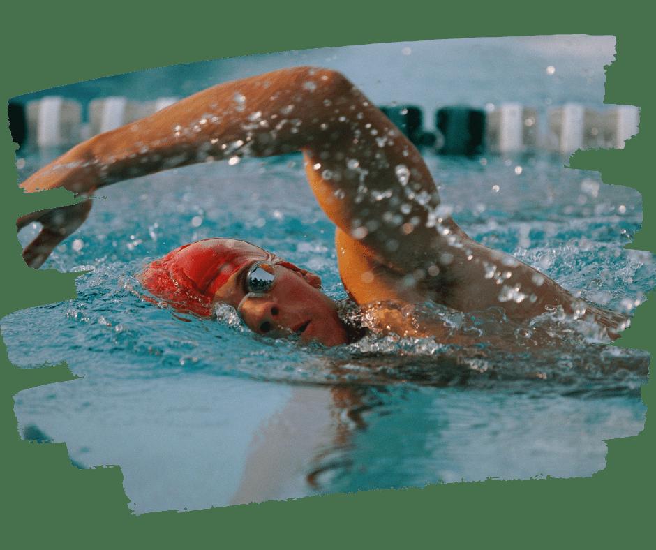 Yoga og svømning | De bedste yogaøvelser til svømmere
