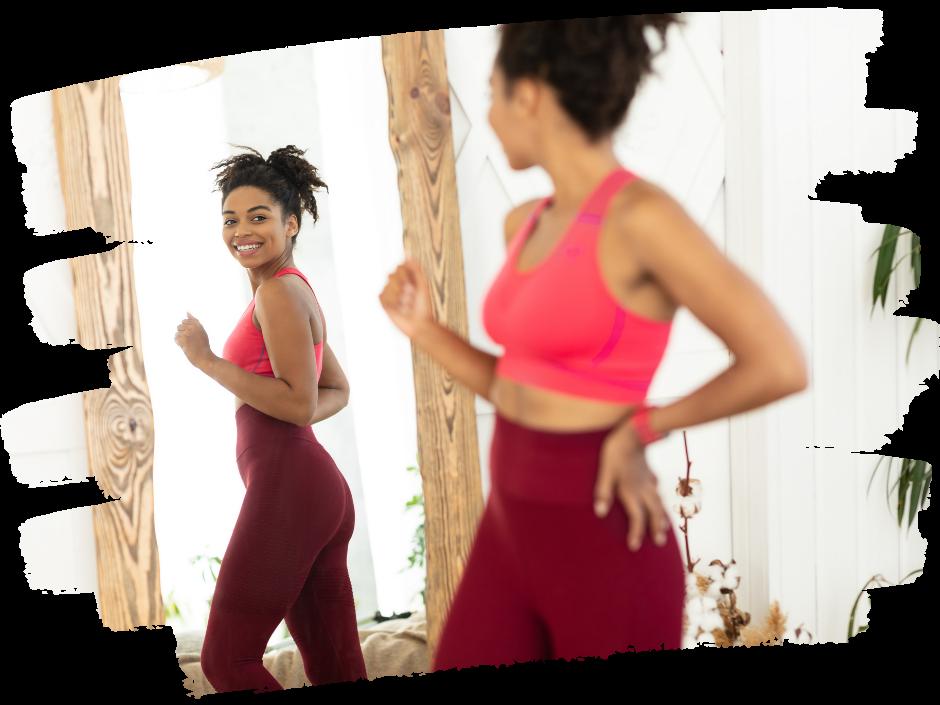 Vægttab med yoga - forbrænd mere og hurtigere