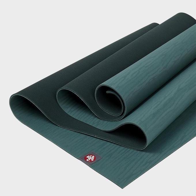 Bæredygtig yogamåtte? Prøv Manduka EKO