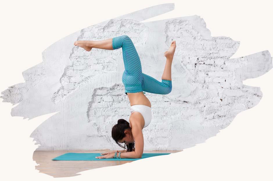 Yogaøvelser til begyndere