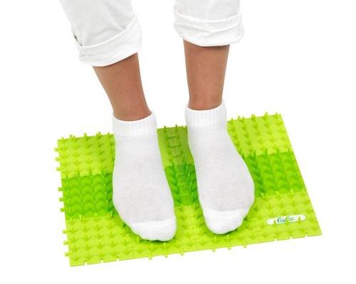 Sømmåtte til fødder - fod terapi