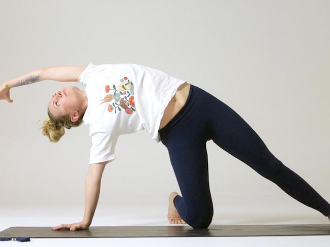 Yogastream forårschallenge