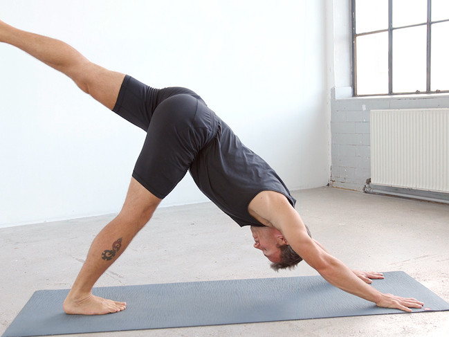 Yogastream - Yoga for begyndere