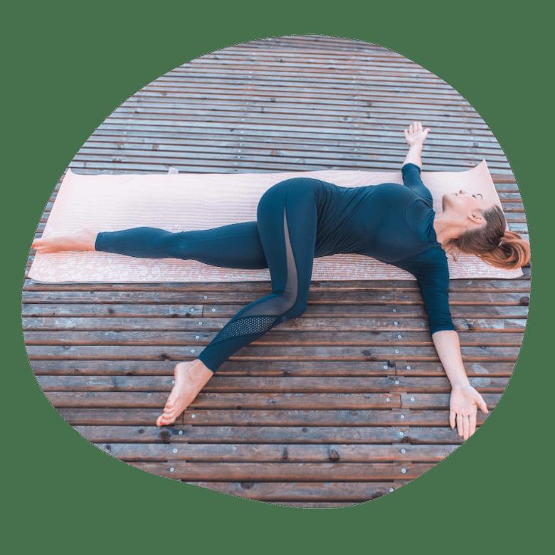 Yoga for begyndere - universalstrækket
